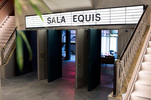 La Sala Equis se estrena como sede del 27 Festival de Cine de Madrid