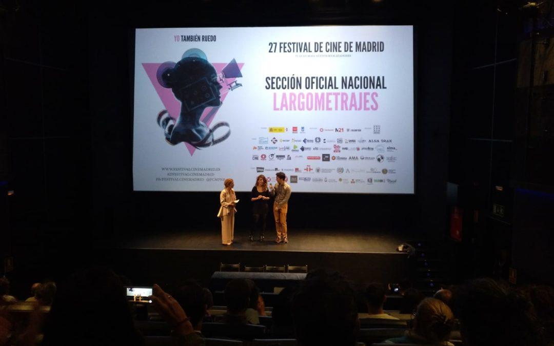 Casi 1.200 espectadores han disfrutado de dos días de cine gratis gracias al 27 Festival de Cine de Madrid