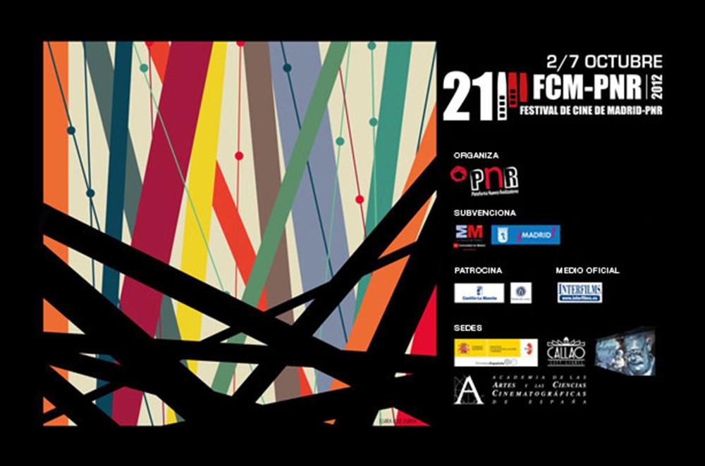 Presentamos el cartel del 21 Festival de cine de Madrid-PNR