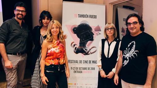 """El 27 Festival de Cine de Madrid reunirá a más de cien mujeres directoras en la capital bajo el lema """"Yo también ruedo"""""""
