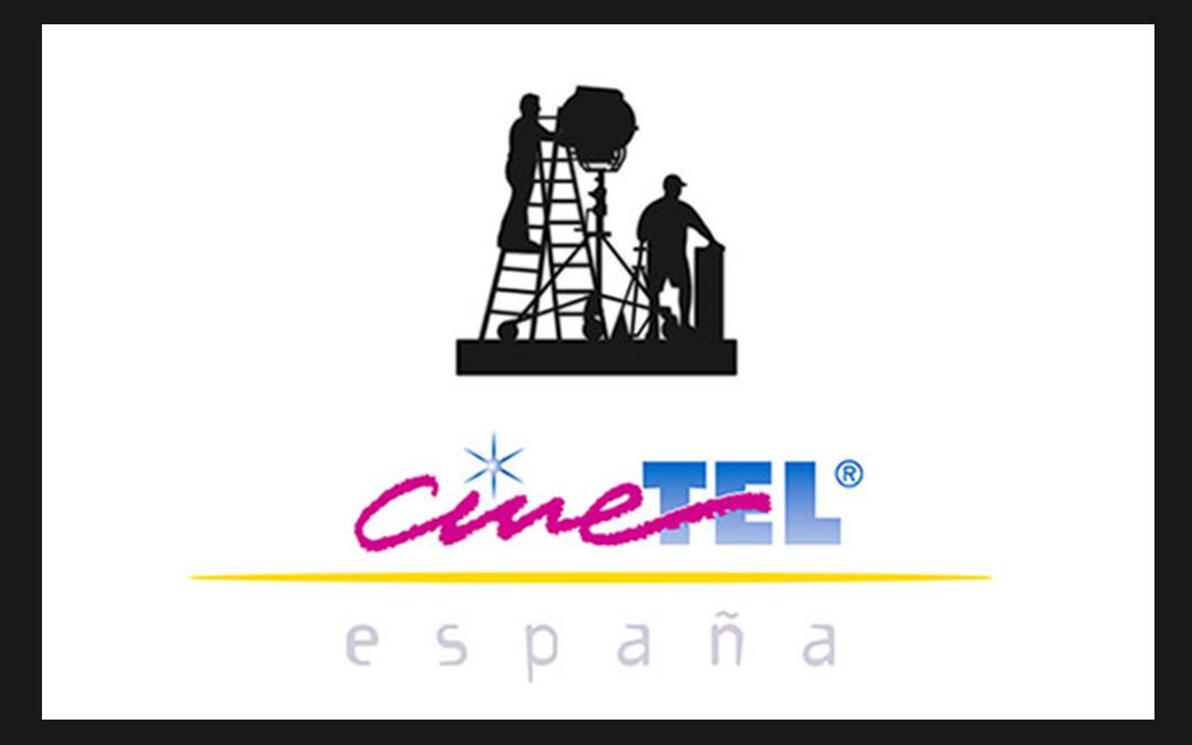 Cinetel España, histórica de la iluminación, nuevamente patrocinador del Festival de Cine de Madrid