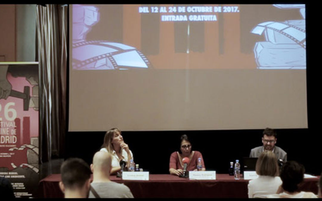 Presentación de la programación en la Sala Manuel de Falla