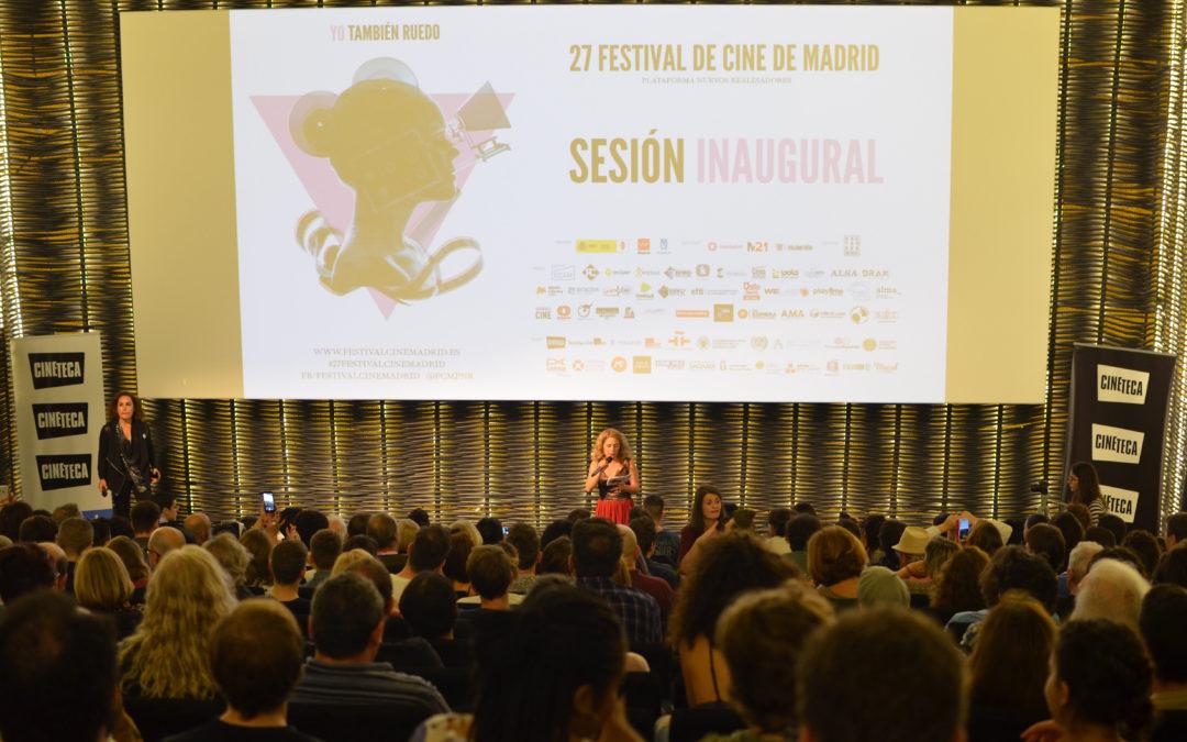 El 27 Festival de Cine de Madrid arranca su jornada inaugural con un lleno total