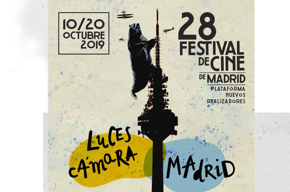 El FCM-PNR homenajea Madrid como plató de cine en su 28º edición