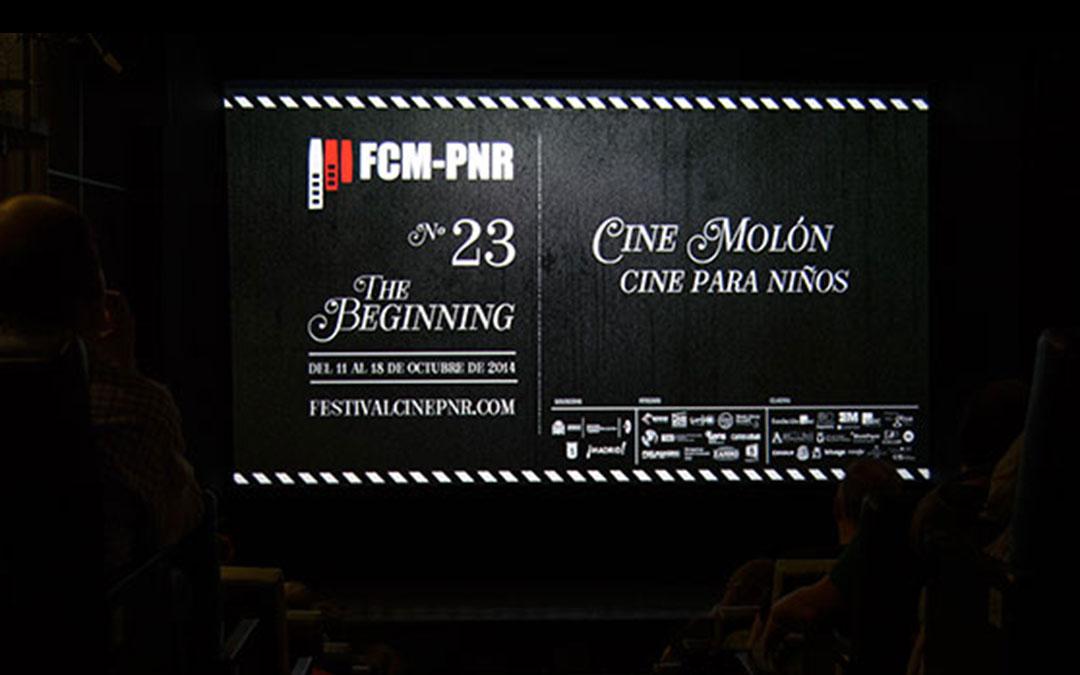 Cambio en la programación de Cine Molón: Cine para niños