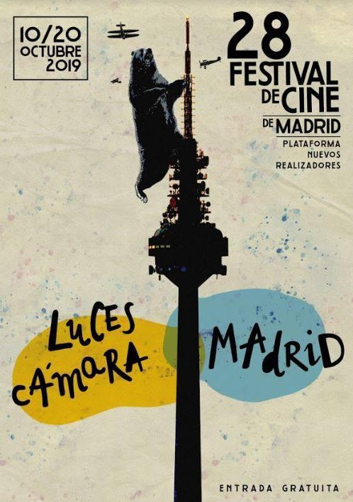 cartel 28 festival de cine de madrid