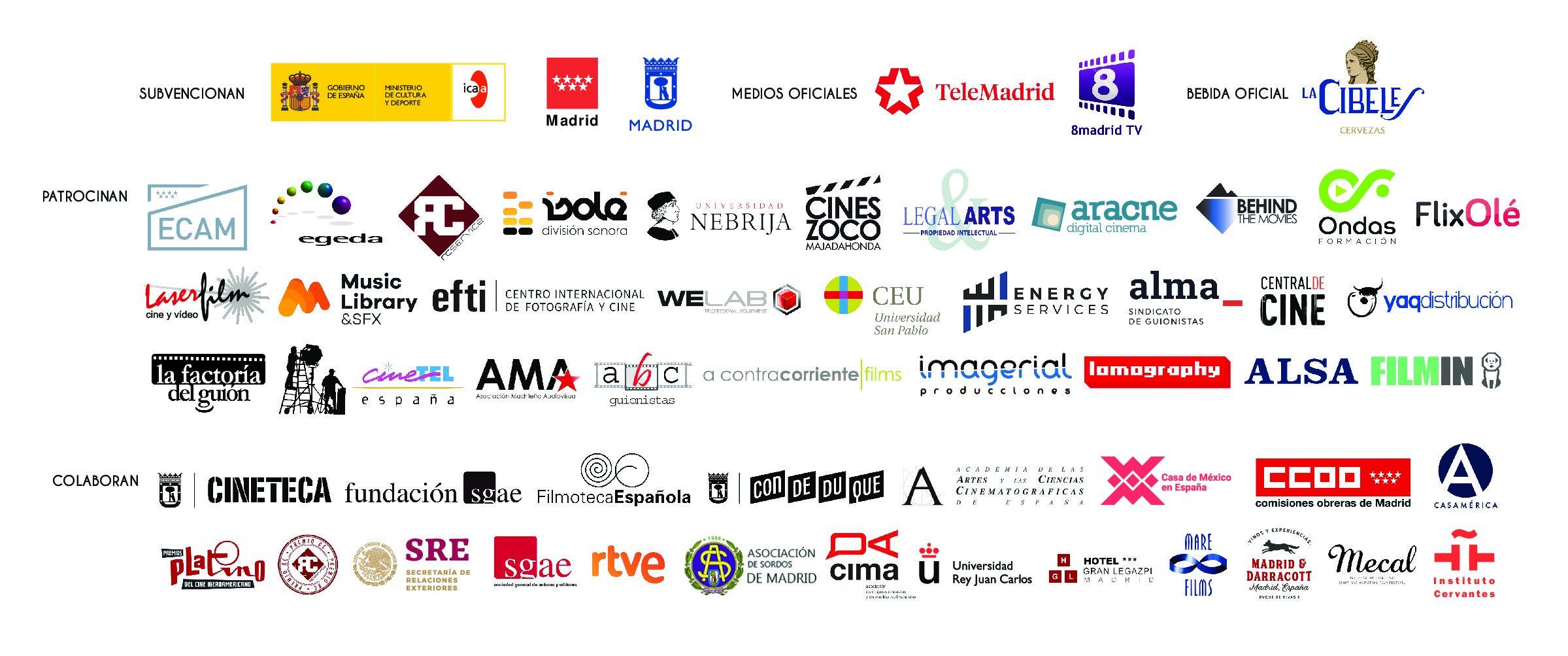 A punto de arrancar la 28º edición del Festival de Cine de Madrid, que cuenta con enormidad de apoyos del tejido audiovisual