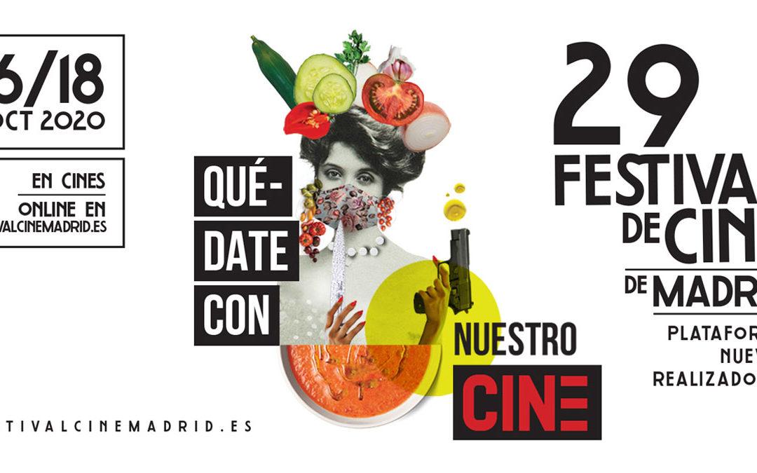 El Festival de Cine de Madrid (FCM-PNR) desvela la programación a competición de su 29ª edición